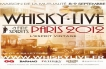 It's all about whiskeys and whiskies, and even more . . .